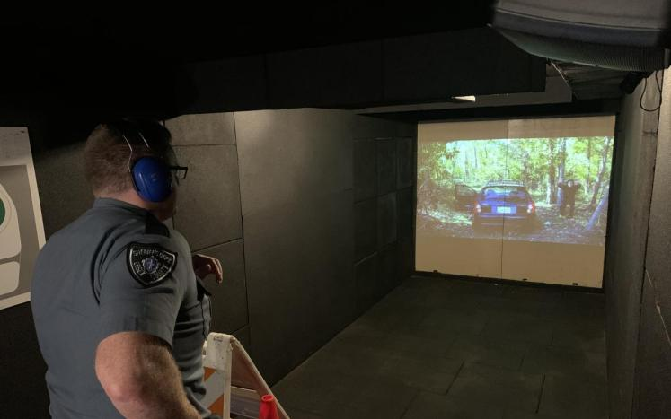Essex County Sheriff's Department, Middlesex Sheriff's Office partner on interactive, scenario-based training